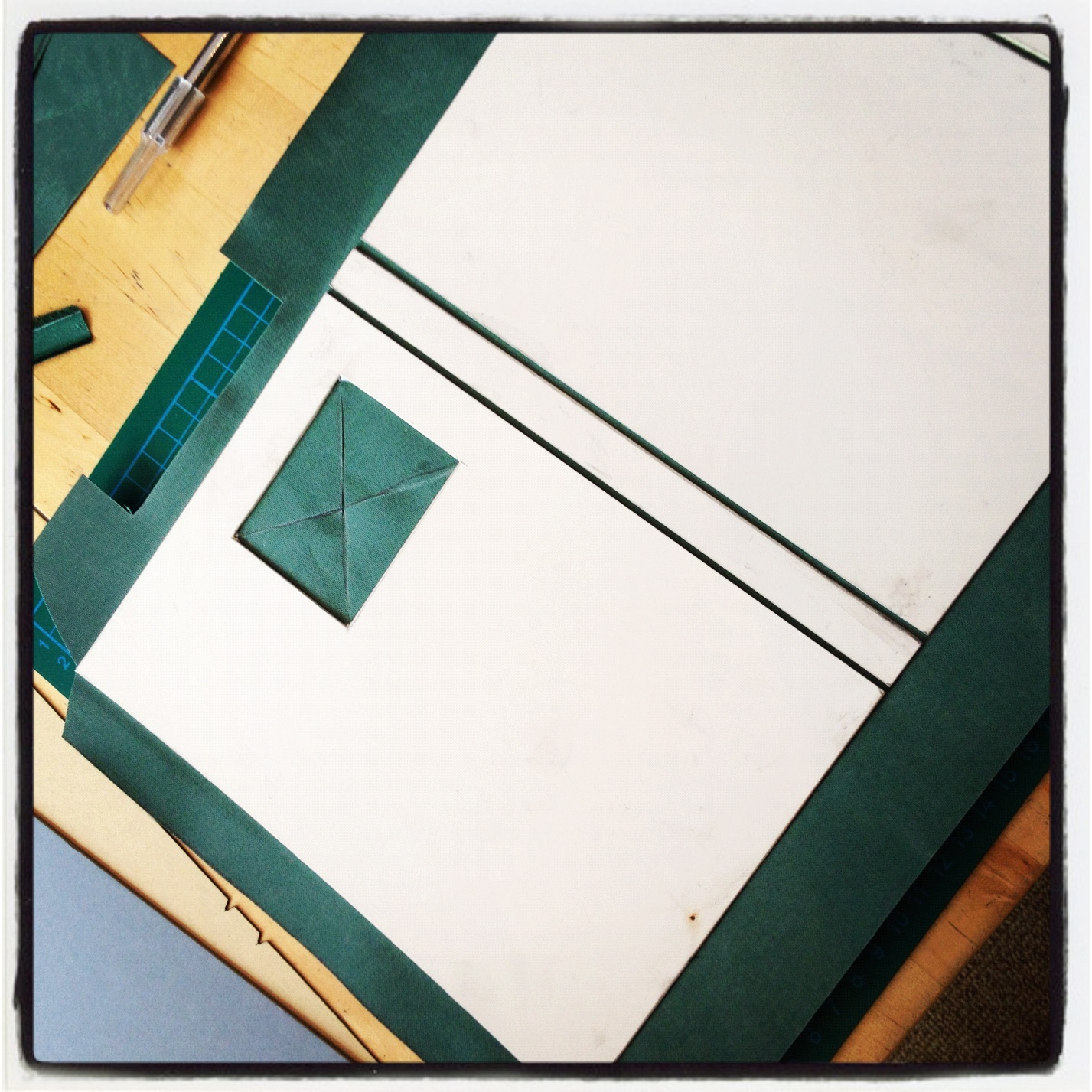 Book Binding Workshop. Blog By Arnold & Bird