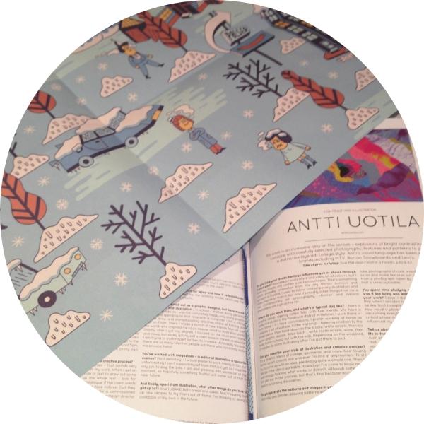 Wrap magazine Anttu Uotila