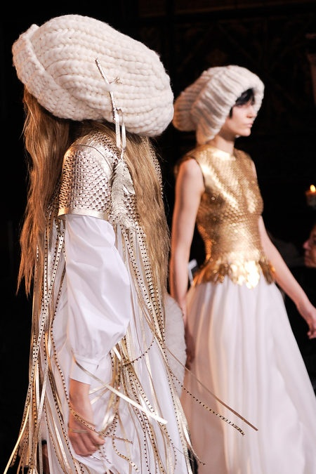 Giles Fall 2013 ready to wear collection