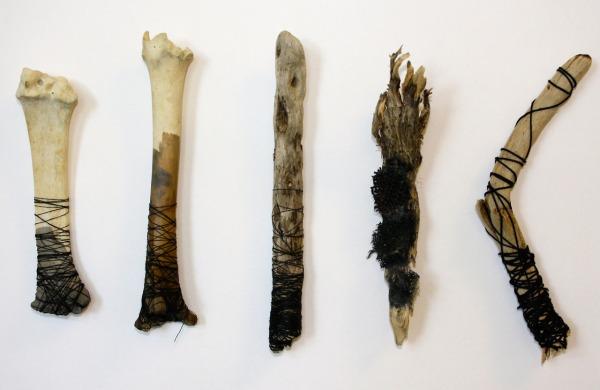 Chloe Emma Textiles bones