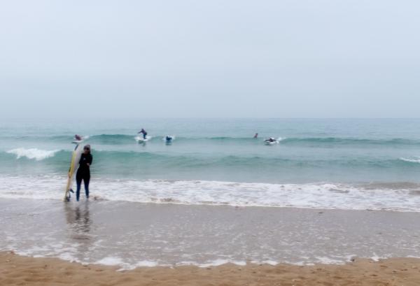 Maroc surf sea